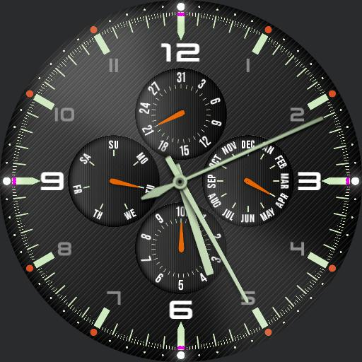 Military R Watch