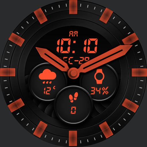 APOLLO 2 Watch Face
