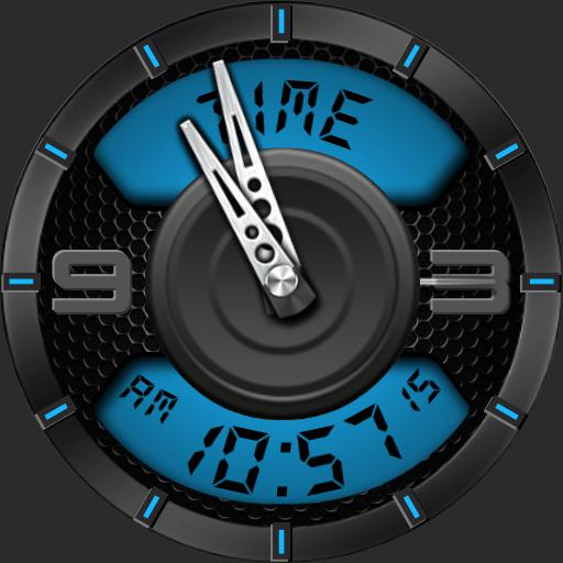 Mr. TIME Watch Face