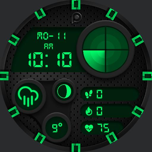 RADAR Watch Face