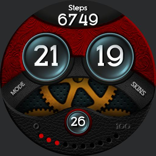 SPELL Watch Face