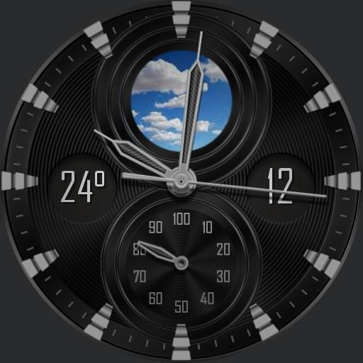 FORECAST Watch Face