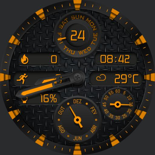 ODISSEY Watch Face
