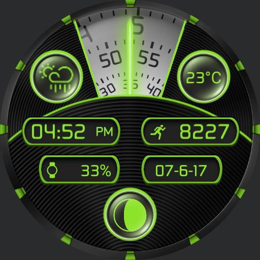 ORION Watch Face