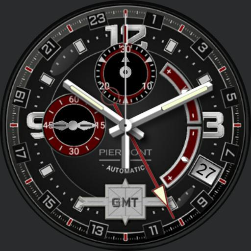 Piermont GMT Red rc4L