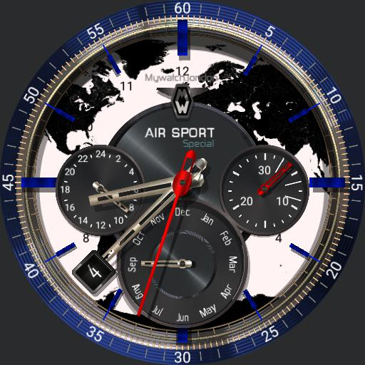 MyWatch- Air Sport Special
