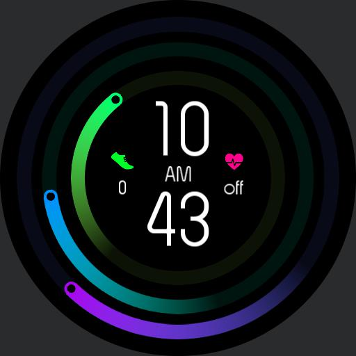 PRD Fit Watch Face