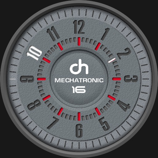 Dark Hero Mechatronic 16 V1.1