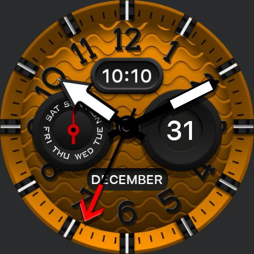 WAVES Watch Face