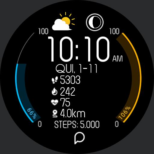SPORT Watch Face