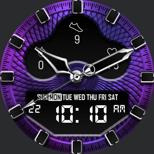 DIGICLASSIC Watch Face
