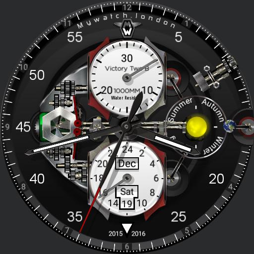 MyWatchVictory Two Black