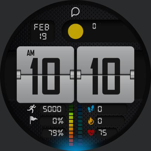 HIGH LEVEL Watch Face