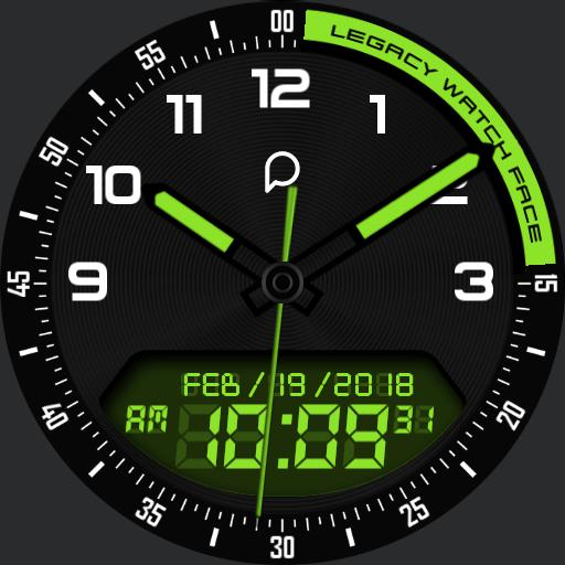 LEGACY v3 Watch Face