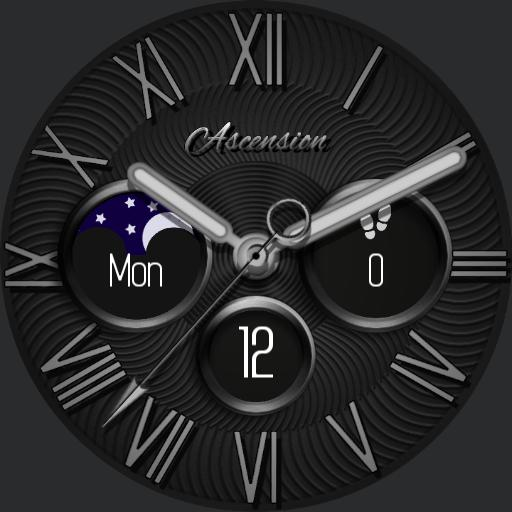 ASCENSION 2 Watch Face