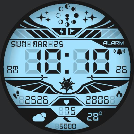 ICARUS Watch Face