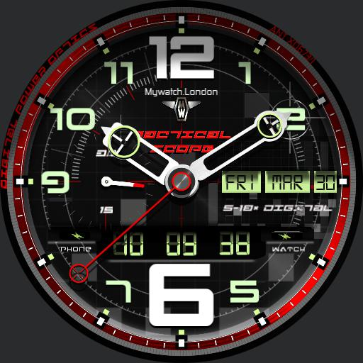 MyWatch-Optical Scope