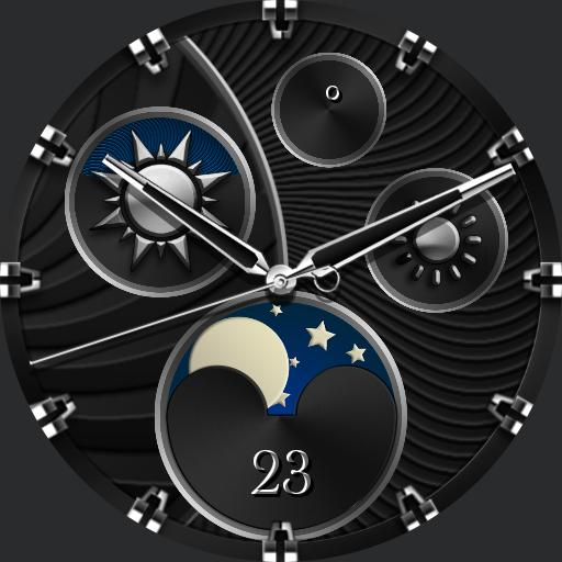 CLASSIC WEATHER Watch Face