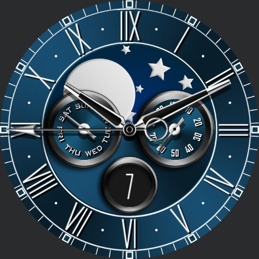 ELEGANT 2 Watch Face