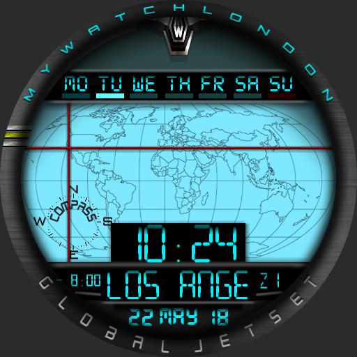 MyWatch-GLOBAL JETSET