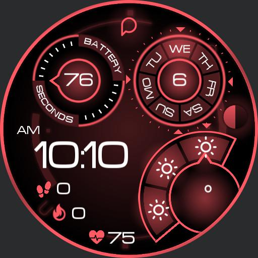 COSMIC Watch Face
