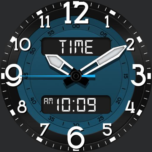 VIBER COLORS 2 Watch Face