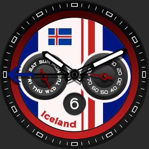 ICELAND - WORLD CUP