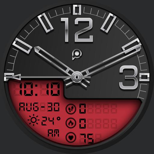 LEGACY 4 Watch Face