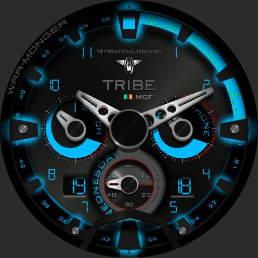 MYWATCH-TRIBE WARMONGER