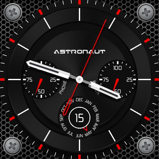 ASTRONAUT Watch Face 1.2