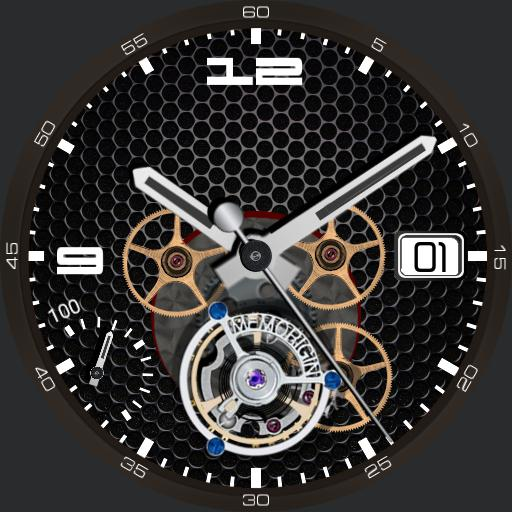 Carbon Mechanical MB