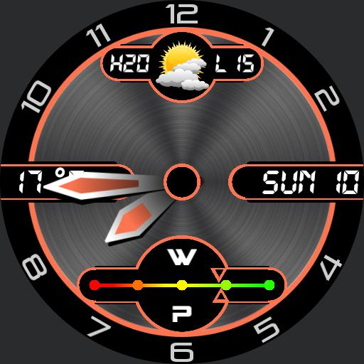 JSM Radar Sweeper 1.7 with Stopwatch EST