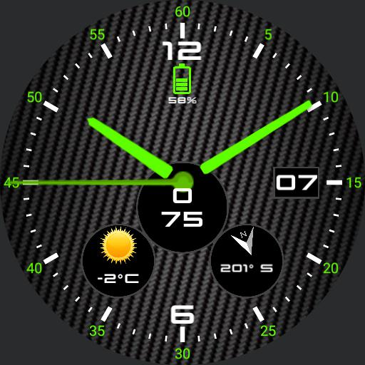 Sport Chrono Green