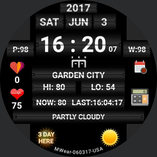 MW-RetroWeatherFitClock Copy