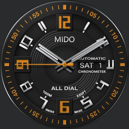ALL DIAL Ucolor