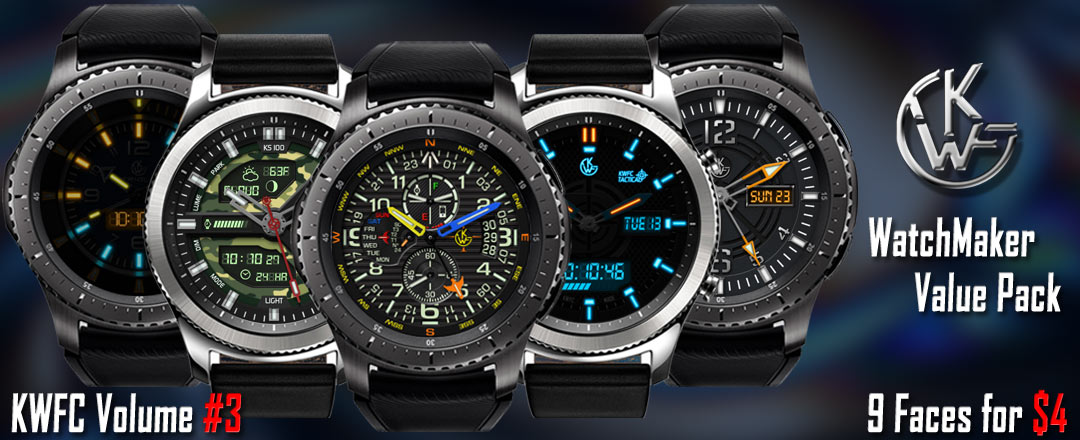 best free watch faces for galaxy watch