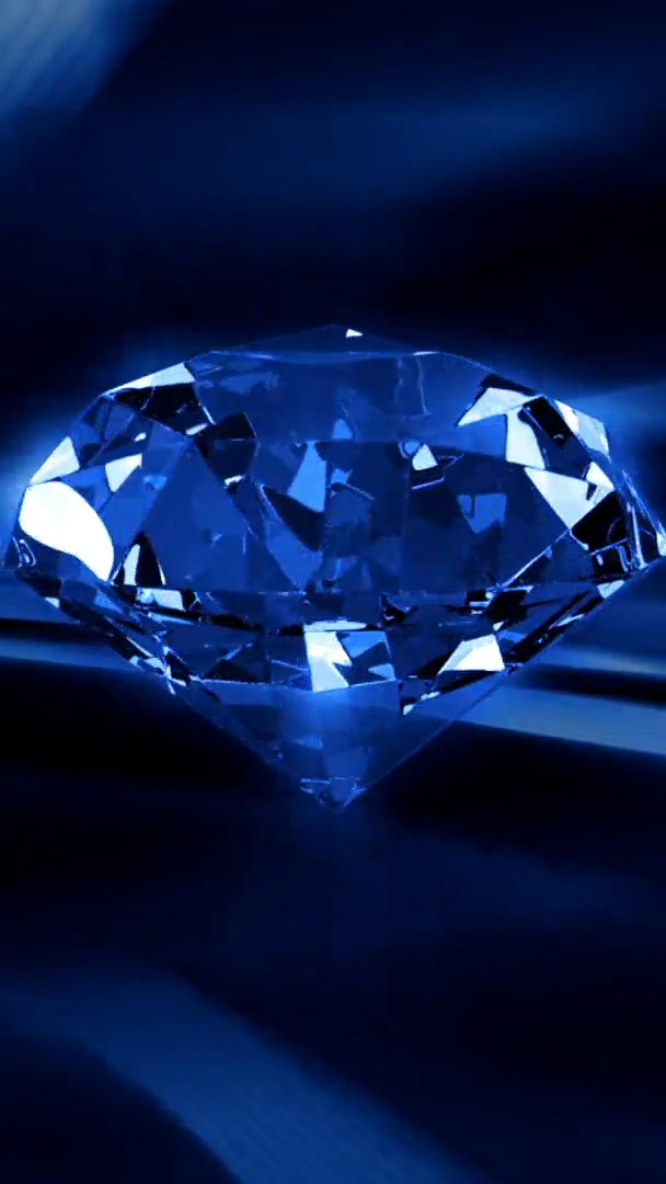spinning diamond