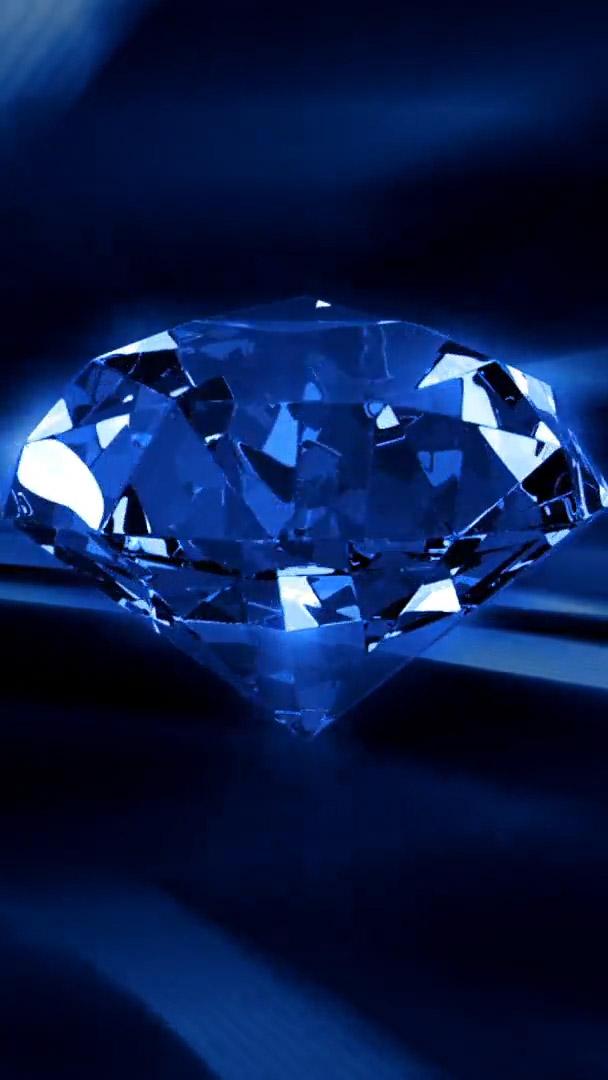 spinning diamond