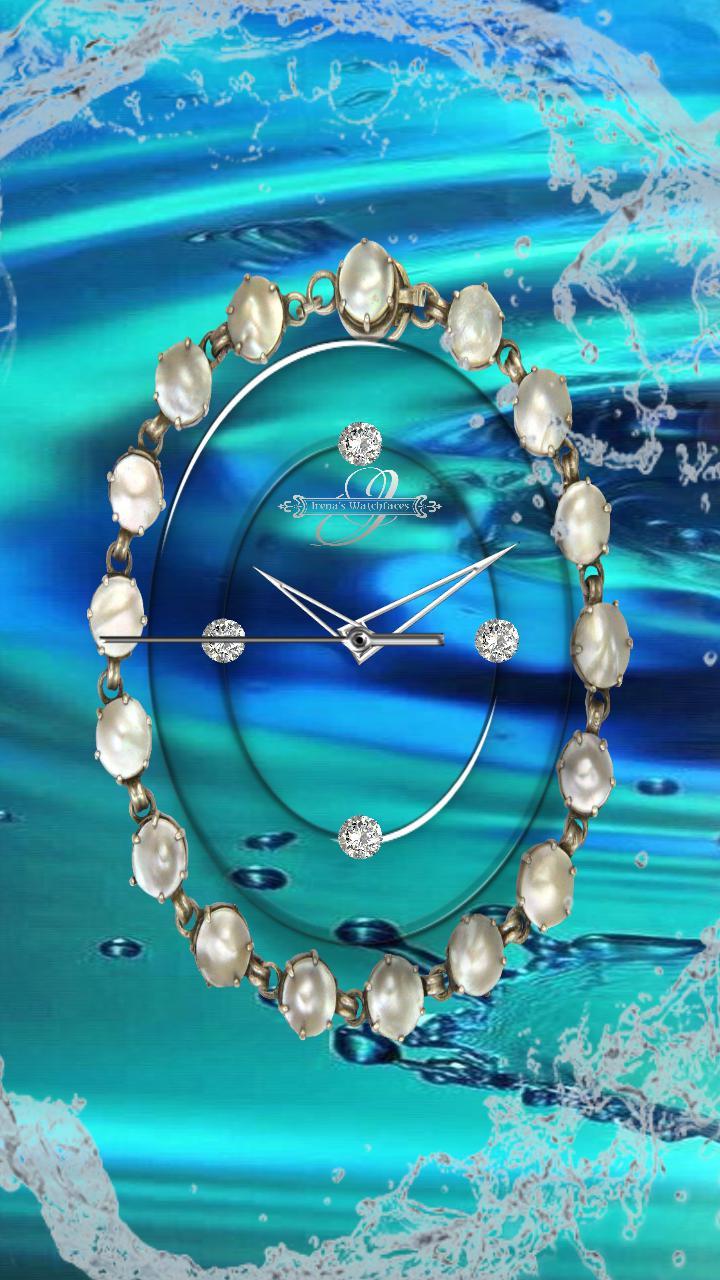 Suedseezauber   Tag/Nacht Clock