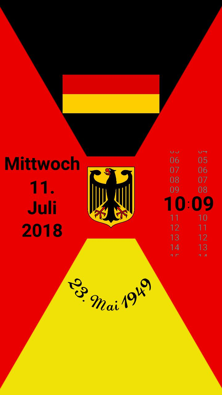 Bundesrep. Deutschland Wappen