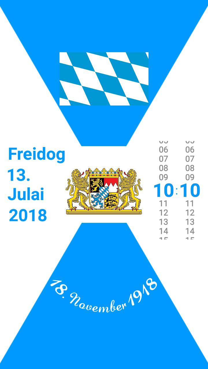 Freistaat Bayern Wappen