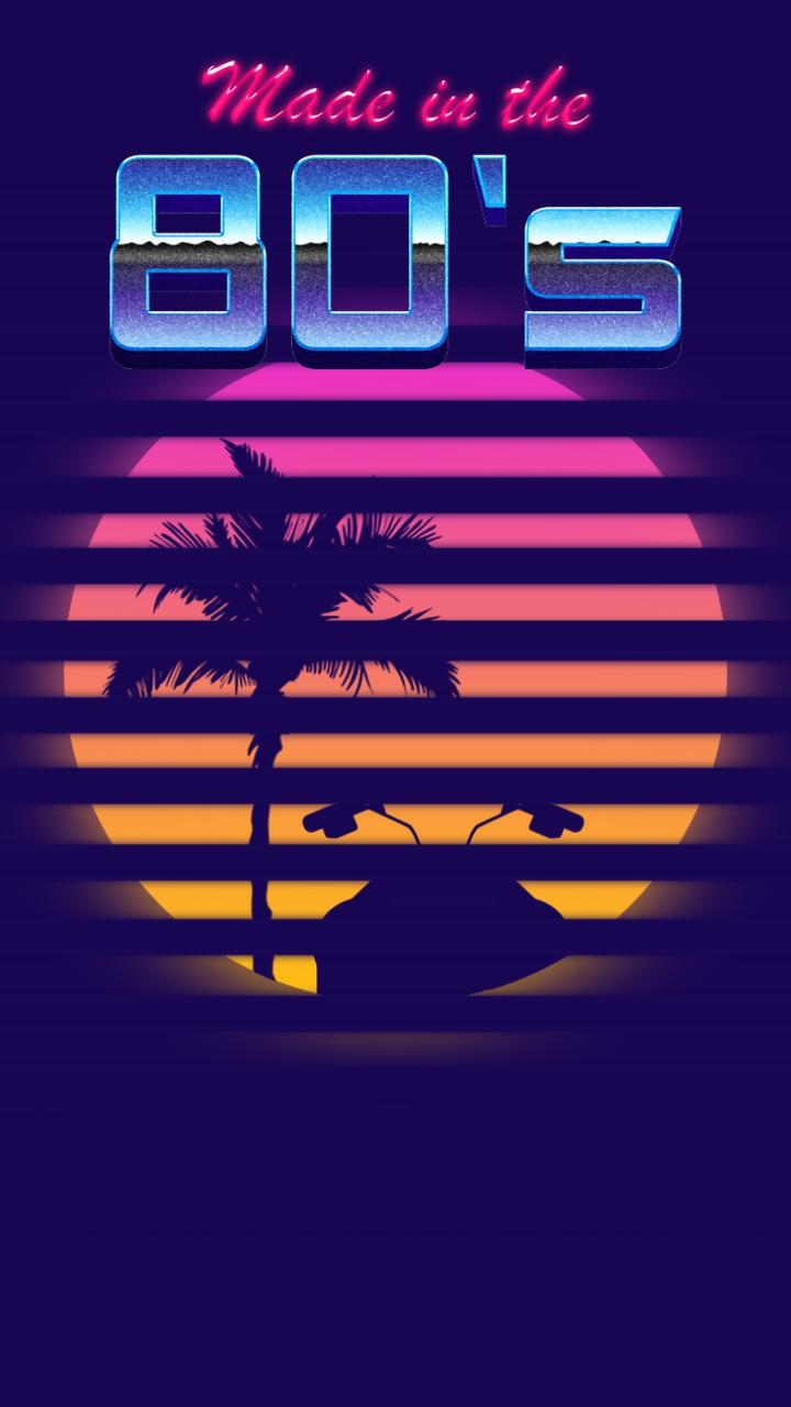 RETRO Live Wallpaper