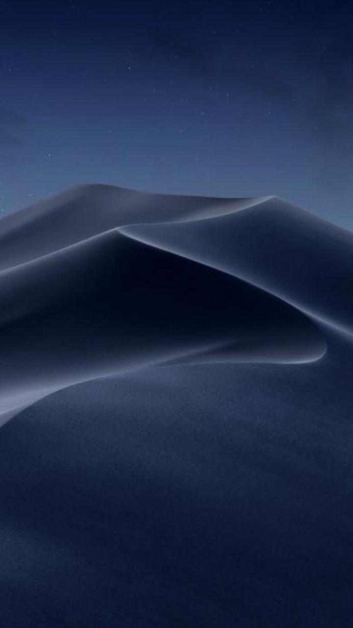 Mojave Parallax Night