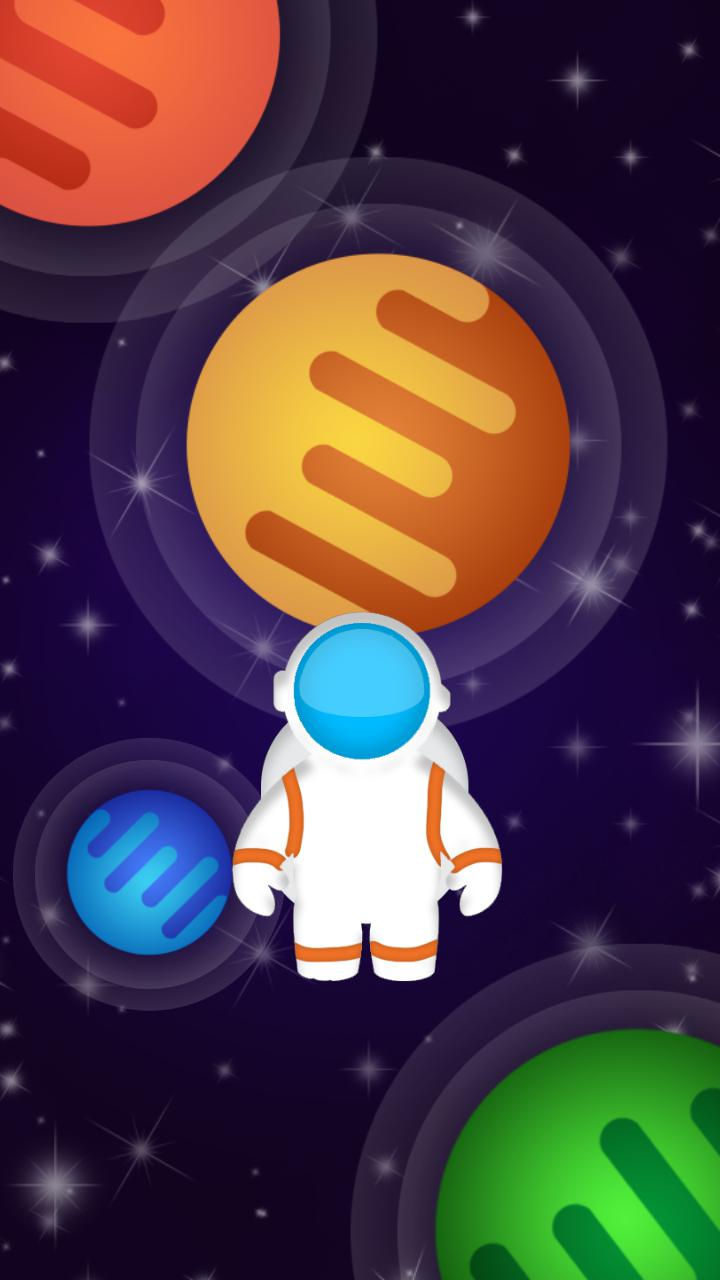 ASTRONAUT Live Wallpaper