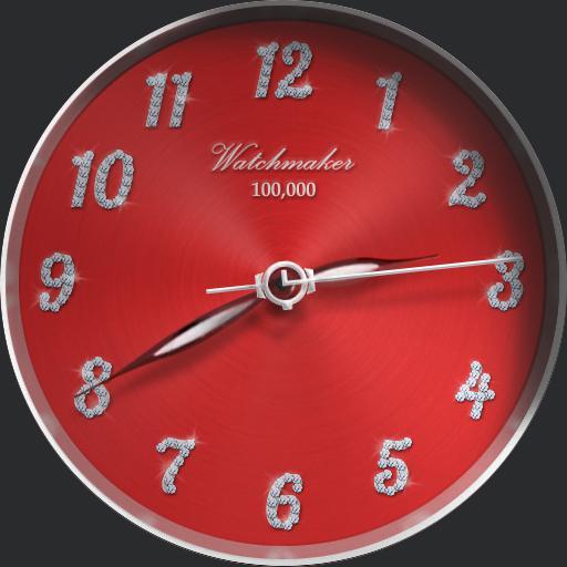 Watchmaker 100k Bling