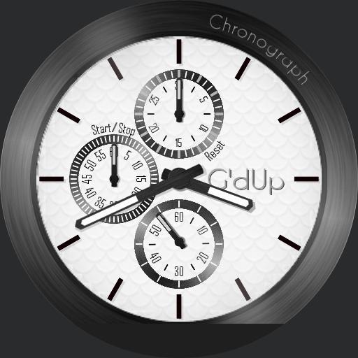 G'dUp Chronograph