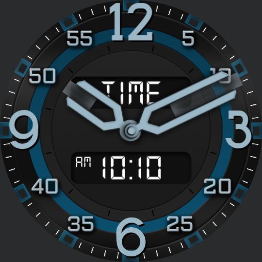 VIBER COLORS 3 Watch Face