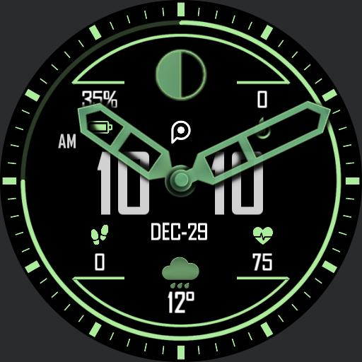 AURORA 3 Watch Face