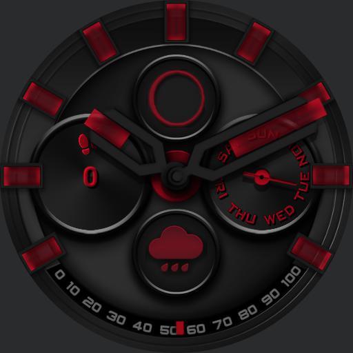 SWORD 2 Watch Face