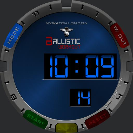 MYWATCH-BALLISTIC WORKOUT
